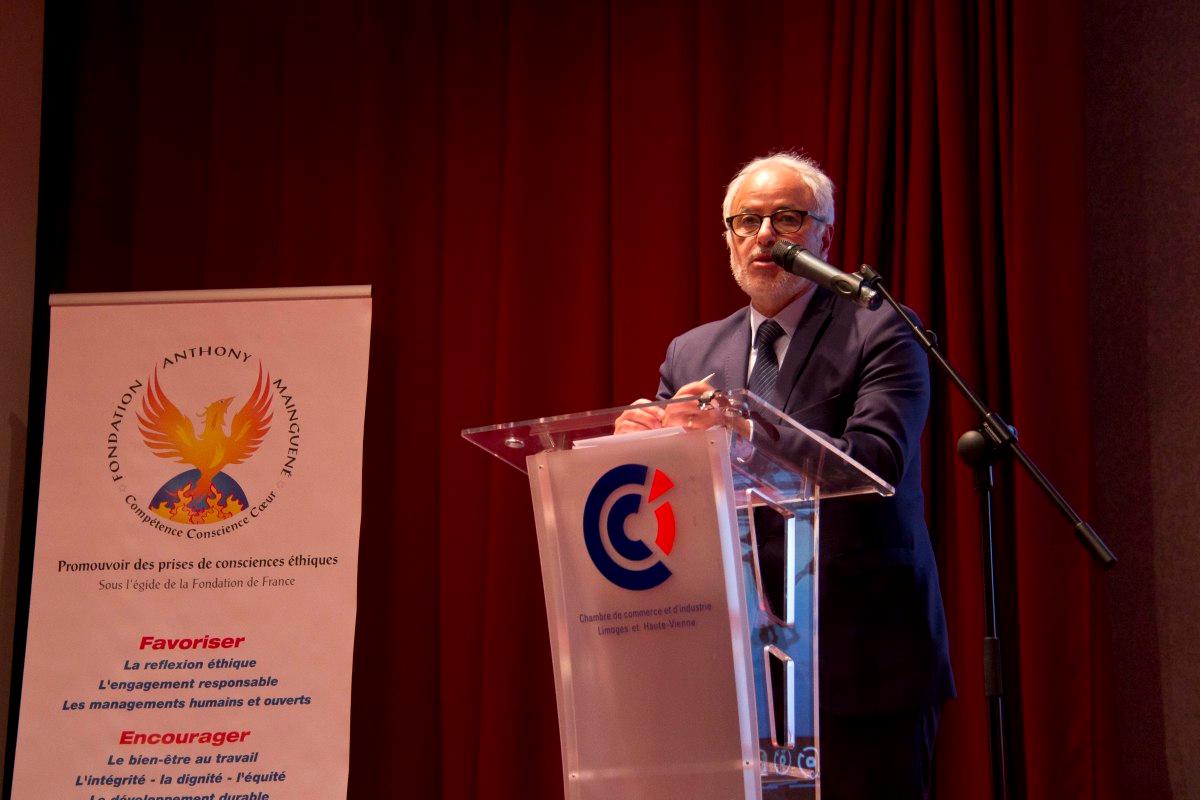 Discours inaugural - Mr MANKAR ALI - Président du groupe 3IL