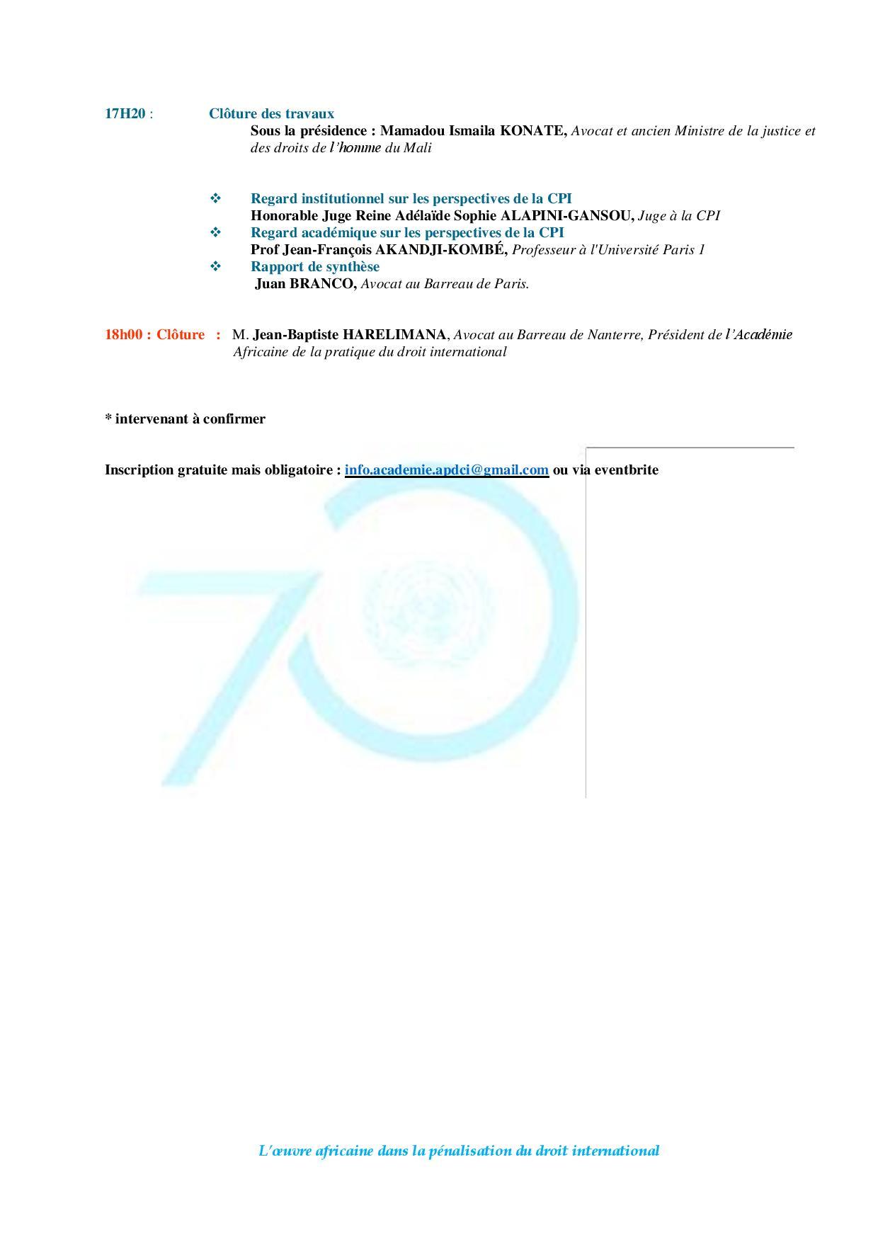Colloque 20ans de la cpi et en hommage au sg kofi annan page 006