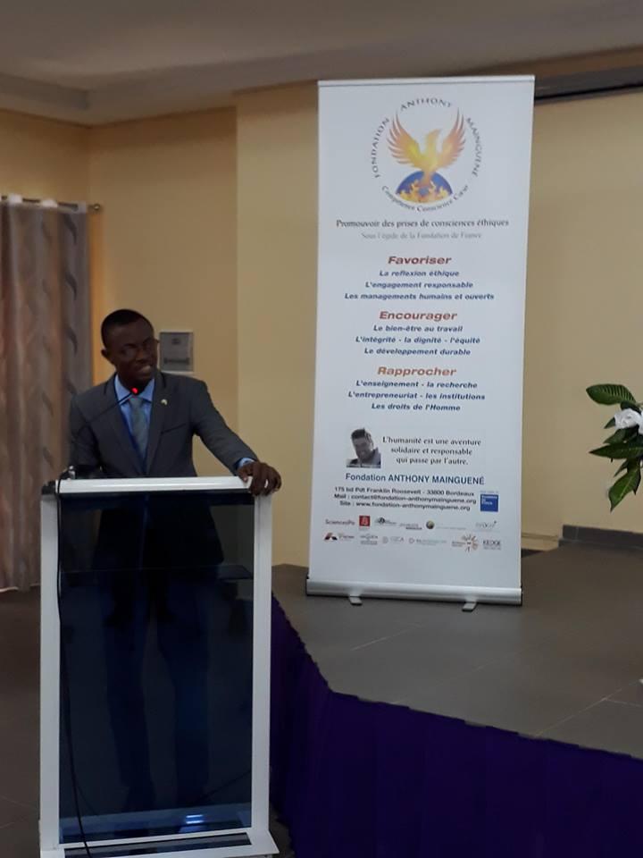 Dieudonne kossi directeur executif clinique d expertise juridique et sociale