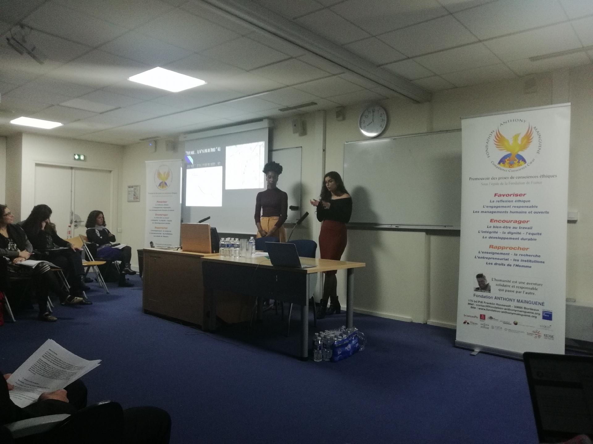 Presentation projet street law