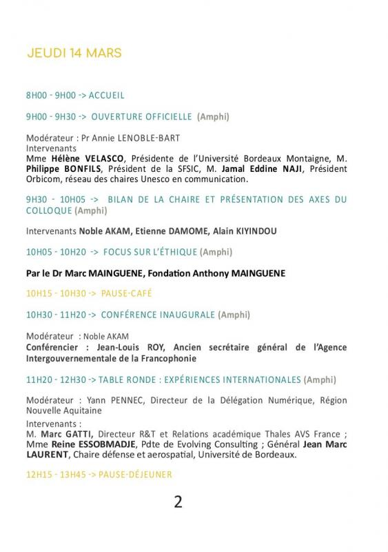 Programme page 7