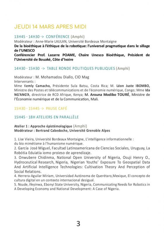 Programme page 8