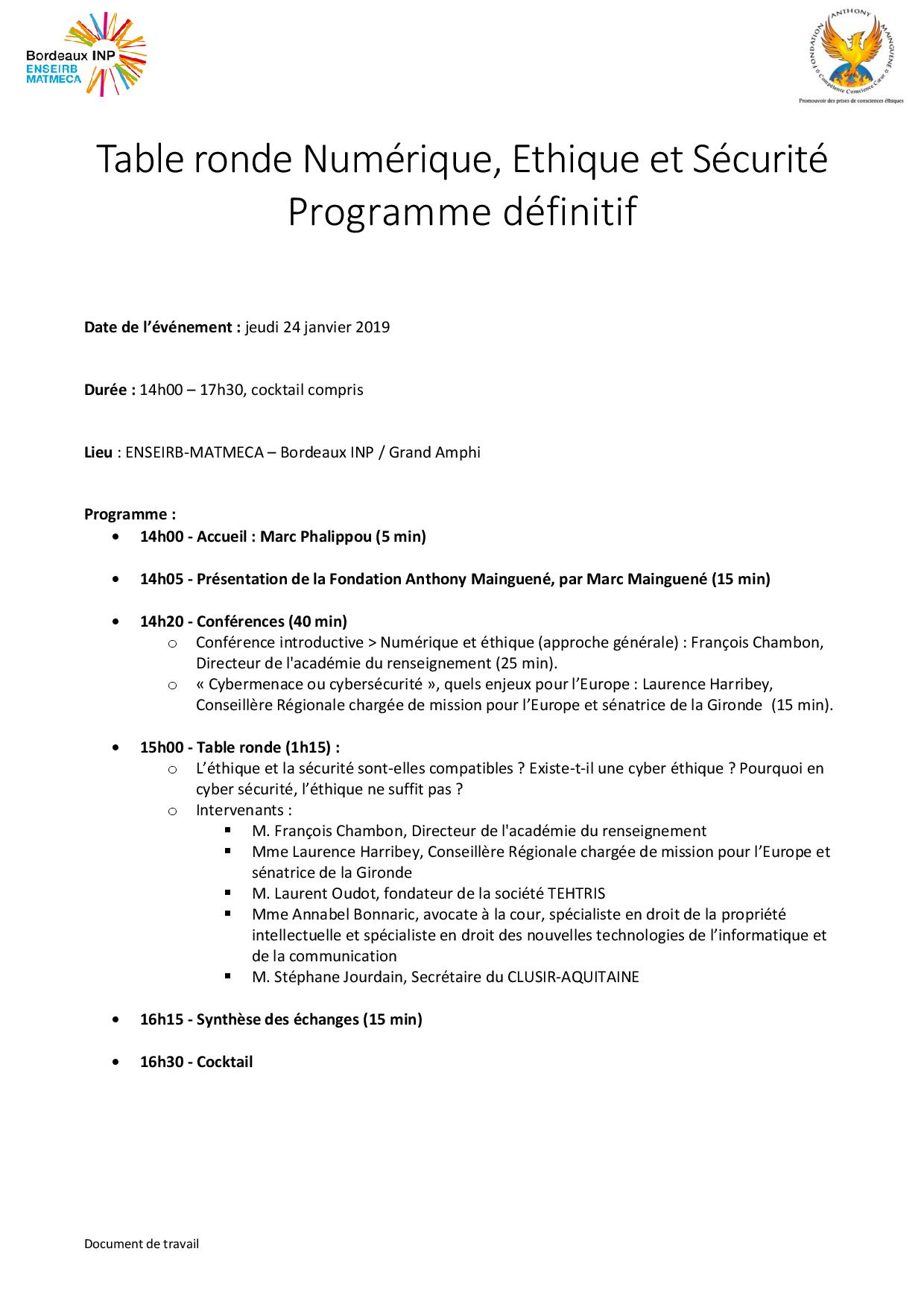 Programme tableronde ethique securite 24 01 19 page 001